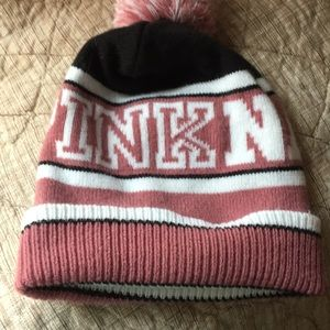 Pink nation toboggan